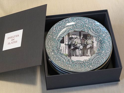 Chantal Zakari, Shelter in Plates (Collector's Edition) - Mike Mandel & Chantal Zakari *