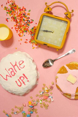 Juliette Crisafi, To Do: Wake Up