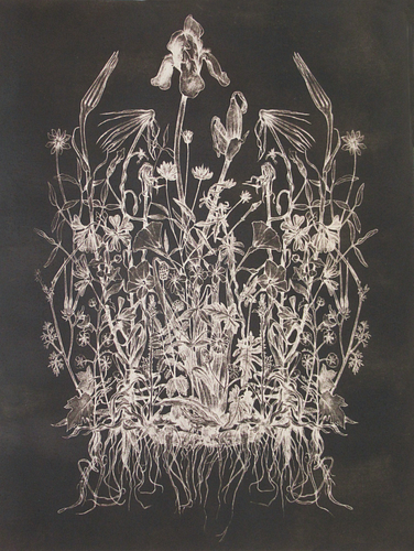 Judith Allen, SMFA diploma in Sculpture '67, 5th year program '68, BFA '89, May Roots