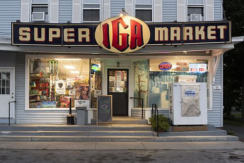 George Bouret, Diploma '91, Super Market