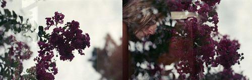 Brigitte Grover, BFA '22, Self Portrait in Summer