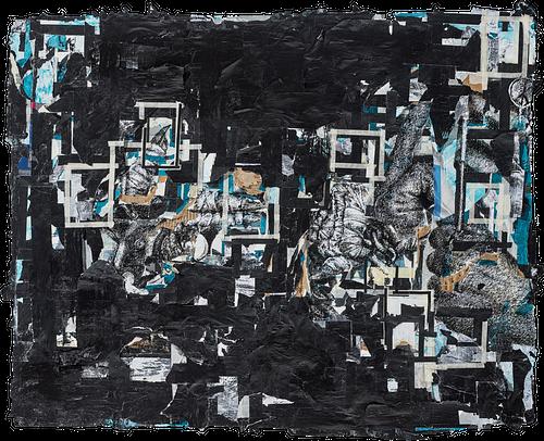 Jamal Thorne, MFA - Untitled No. 22 *