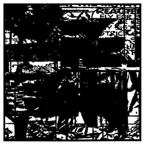 John Schulz, Working Drawing no.4 (Black)