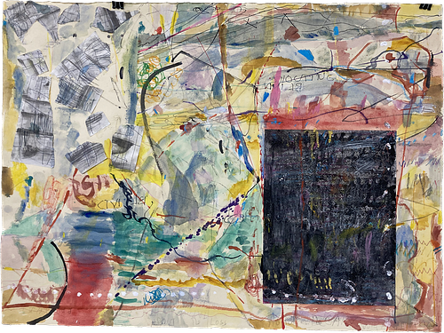 Jo Ann Rothschild, MFA '80, About the Gain/ About the Loss
