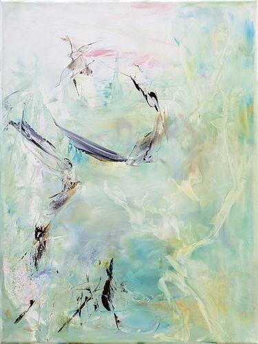 Joanne Tarlin, MFA '16, The Space Between