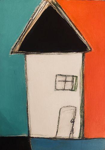 Karla  Quattrocchi, BFA '91, A House for Rose