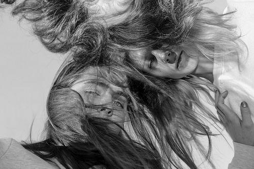Jillian Freyer, Three Women, 2018