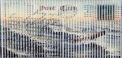 Catharyn Tivy, Certificate, The Breakers, Atlantic City, NJ 1909