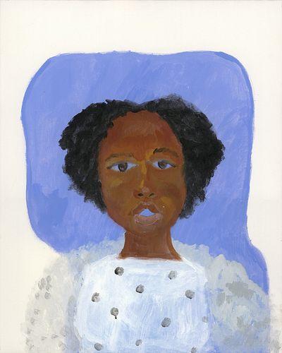 Denise Waite, MFA '20, Self-Portrait: Faith