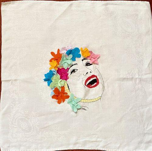Celeste Hanlon, BFA '88, Summer Fun Series: The Flower Cap