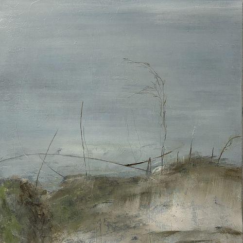 Juanita Bellavance, BMus '74, Mysterious dusk, From the Chestatee River portfolio, 2021