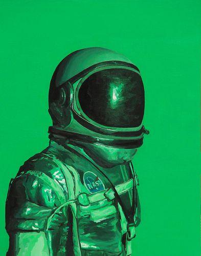 Bennett Graff, BFA '24 - Astronaut #3