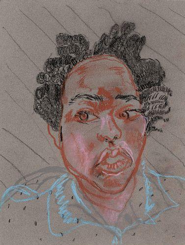 Denise Waite, MFA '20, Self-Portrait