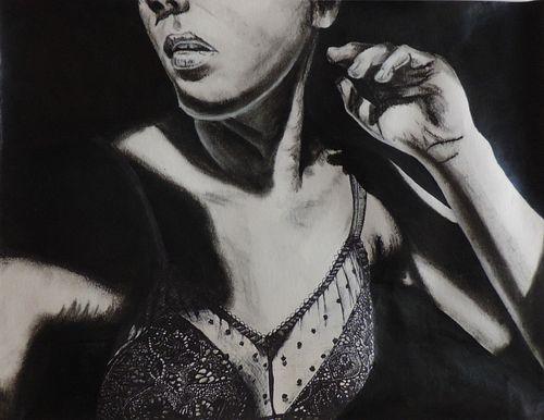 Abigail Harrison, BFA '24, Shadows