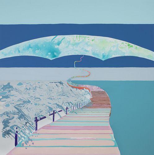 Lori Schouela, MFA '23, The Boardwalk