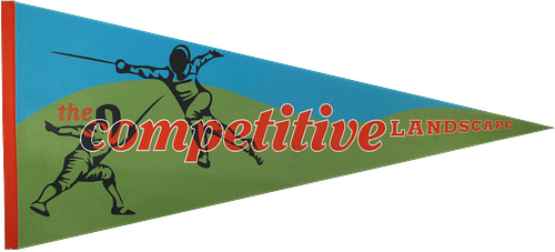 Chantal Zakari, The Competitive Landscape