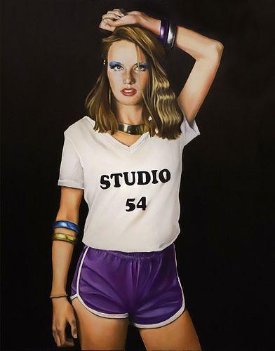 Tara Lewis, MAT '95 - Studio 54 *