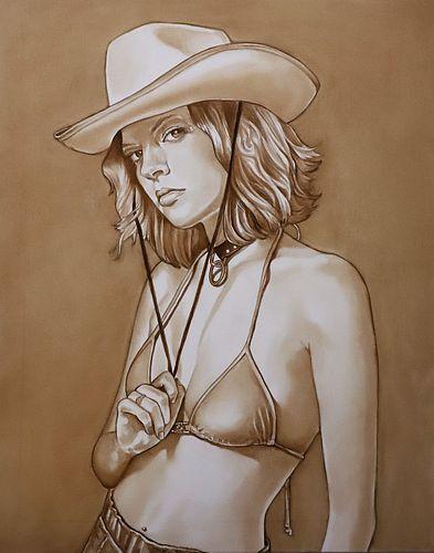 Tara Lewis, MAT '95 - Howdy *