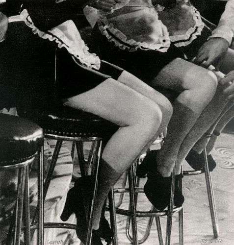 John Baldasseri, Hands & Feet: Knees