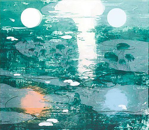 Michael Mazur - Pond Edge Variant (7)