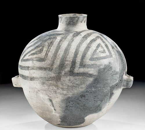 Impressive Prehistoric Anasazi Chaco Pottery Olla