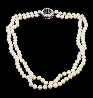 A Double Strand of Pearls