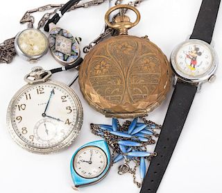A Collection of Watches
