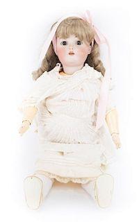 Kammer & Reinhardt bisque and composition doll