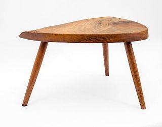 "GEORGE NAKASHIMA, WEPMAN"" TABLE"""