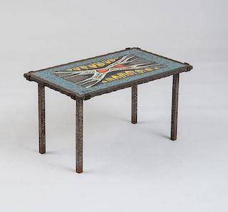 JAFFEAUX, FRANCE, LOW TABLE