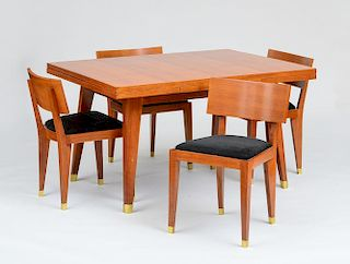 MAXIME OLD (ATTRIBUTION), DINING SET