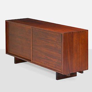 GEORGE NAKASHIMA Room divider/cabinet