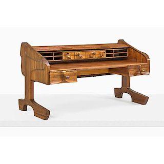 FEDERICO ARMIJO Fine tambour desk