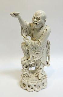 Chinese Dehua Statue