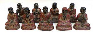 Luohan Bronzes