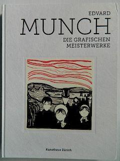 Woll- Edvard Munch Die Grafischen Meisterwerke