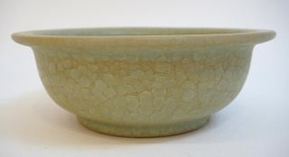 Celadon Glazed Bowl