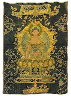Tibetan Thanka