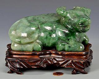 Nephrite Jade Water Buffalo