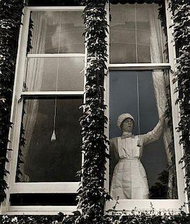 Bill Brandt (British, 1904-1983)      Maid at Window, Mayfair