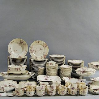 Extensive Haviland Limoges Dinner Service