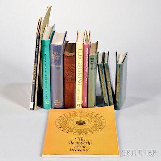Twelve Titles on Horology