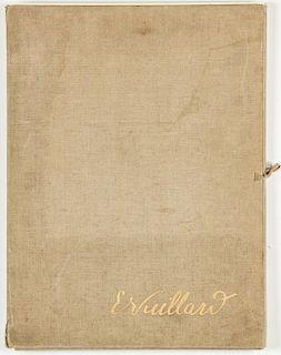 After Edouard Vuillard (French, 1868-1940) Dix-Neuf Lithographies En Couleurs