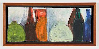 Rena Segal (American, 20th c.) Still Life