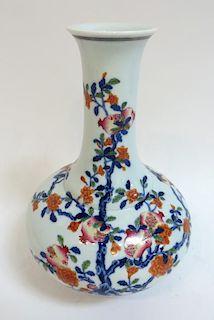 Yongzheng Mark Porcelain Vase