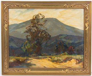Jay Hall Connaway, (American, 1893-1970), Landscape