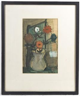 Artist Unknown, (20th century), Still Life