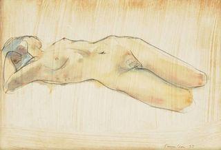 Bruce Samuelson Drawing, Original Work