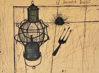 Bernard Buffet 'Nature Morte' Lithograph