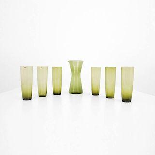 Kaj Franck 'Kartio' Decanter/Glass Set